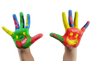 Counselling for Children. Hands